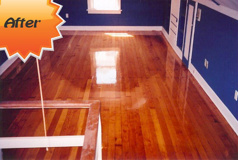 Hardwood Floor Repairs | Real Hardwood Floors | Vancouver